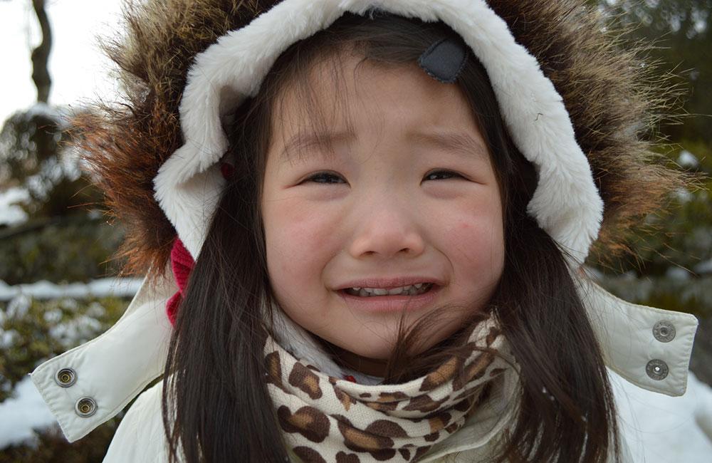 泣く子と泣かない子、どっちが育てやすい?