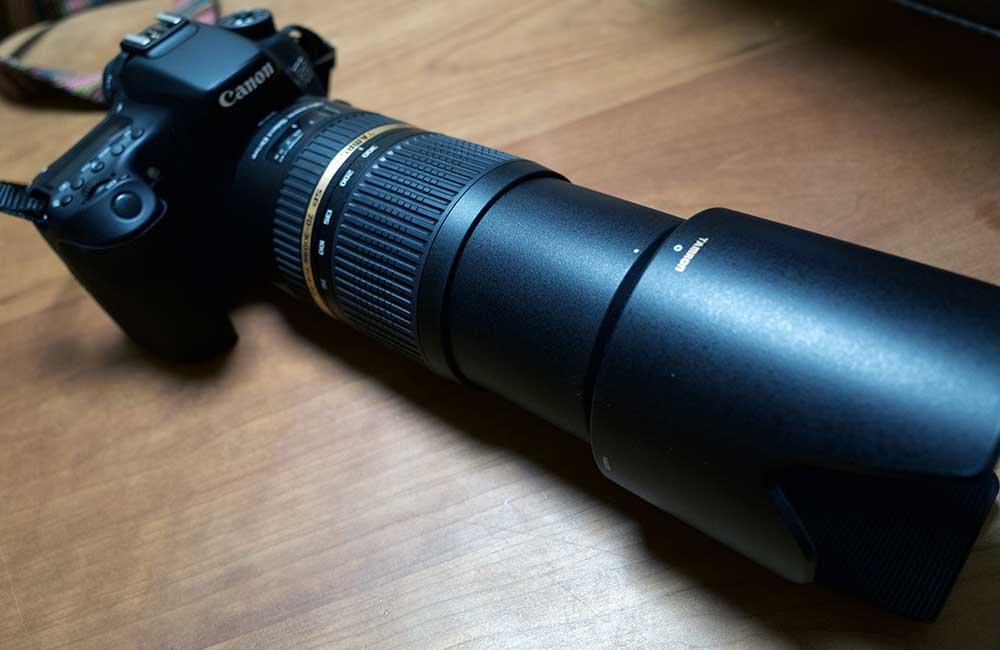 Tamron sp70 300mm