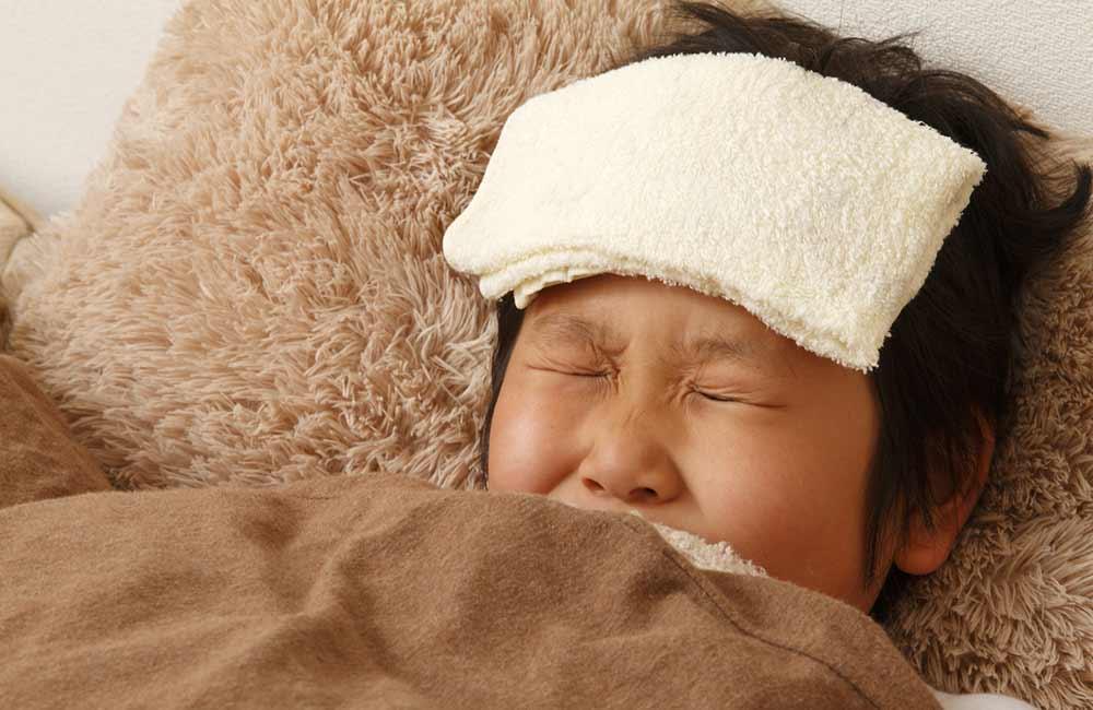 4歳の娘がインフルエンザに初感染、発症から完治までの11日間の記録