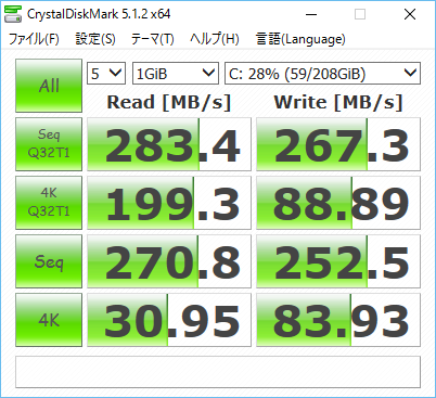 HDD after