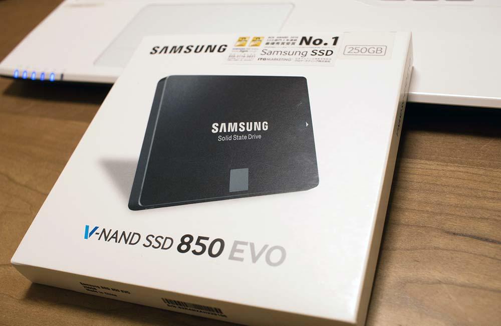 ノートPCが11,260円でチョッ速に!SSD換装はコスパ最高でした。安価なSSDなら1万円以下も可能!