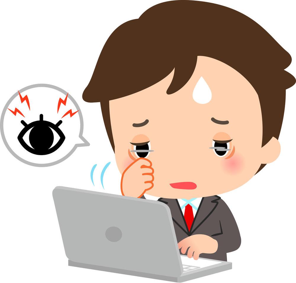 視界がぼやける原因は乱視…コンタクトレンズの定期検査を受けよう!